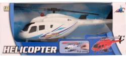 Műanyag felhúzós helikopter 22cm (többféle)