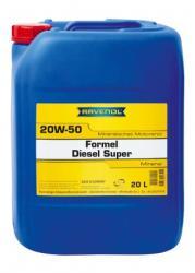 Ravenol Formel Diesel Super SAE 20W-50 20L
