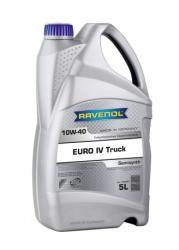 Ravenol EURO IV Truck SAE 10W-40 5L