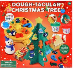 Playgo Gyurma karácsonyfa készlet