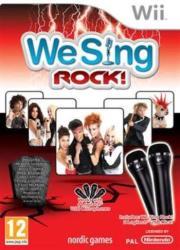 Nordic Games We Sing Rock! [Microphone Bundle] (Wii)