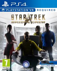 Ubisoft Star Trek Bridge Crew VR (PS4)
