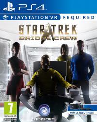 Ubisoft Star Trek Bridge Crew VR (PS4)