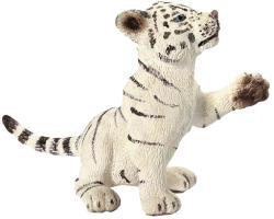Schleich Játszó Fehér Tigriskölyök