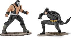 Schleich Batman vs Bane Scenery (22540)