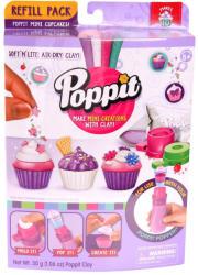 Moose Poppit Sütemények - tematikus utántöltő csomag