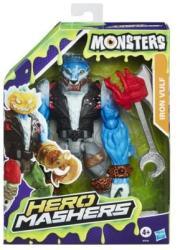 Hasbro Hero Mashers Monsters Iron Vulf
