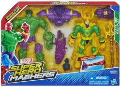 Hasbro Marvel Mashers Hulk és Loki (A8897)