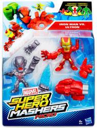 Hasbro Marvel Mashers Micro Vasember és Ultron (B6690)