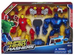Hasbro Marvel Mashers Vasember és Iron Monger (A9530)