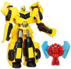 Hasbro Transformers Power Surge Bumblebee és Mini-Con Buzzstrike (B7069)