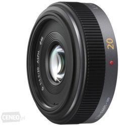 Panasonic H-H020E Lumix G Pancake 20mm f/1.7 Asp