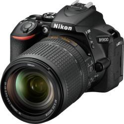 Nikon D5600 +18-140mm VR