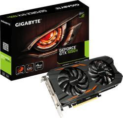 GIGABYTE GeForce GTX 1050 Ti Windforce OC 4GB GDDR5 128bit PCIe (GV-N105TWF2OC-4GD)