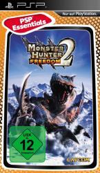Capcom Monster Hunter Freedom 2 [Essentials] (PSP)