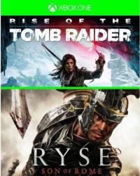 Microsoft Rise of the Tomb Raider + Ryse Son of Rome Legendary Edition (Xbox One)