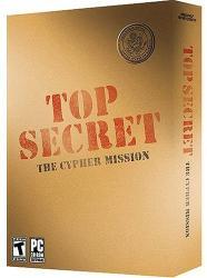 Dreamcatcher Top Secret The Cypher Mission (PC)