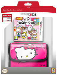 Bigben Interactive Hello Kitty Happy Happy Family [Carrying Bag Bundle] (3DS)