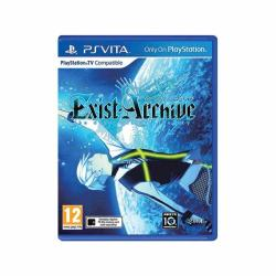 Aksys Exist Archive The Other Side of the Sky (PS Vita)