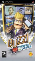 Sony Buzz! Svenska Genier (PSP)