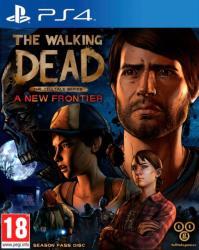 Telltale Games The Walking Dead The Telltale Series Season 3 A New Frontier (PS4)
