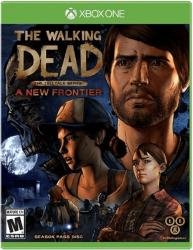 Telltale Games The Walking Dead The Telltale Series Season 3 A New Frontier (Xbox One)