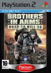 Ubisoft Brothers in Arms Road to Hill 30 [Platinum] (PS2)