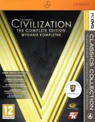 2K Games Sid Meier's Civilization V [The Complete Edition-Classics Collection] (PC)