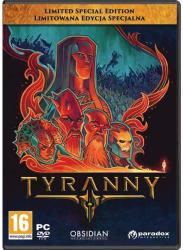 Paradox Tyranny [Limited Special Edition] (PC)