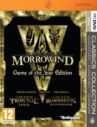 Bethesda The Elder Scrolls III Morrowind [Game of the Year Edition-Classics Collection] (PC)