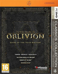 Bethesda The Elder Scrolls IV Oblivion [Game of the Year-Classics Collection] (PC)