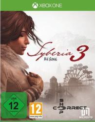 PQube Syberia 3 (Xbox One)