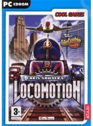 Atari Chris Sawyer's Locomotion [Cool Games] (PC)
