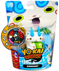 Hasbro Yo-Kai Watch Komasan Saját Érmével (B5940)
