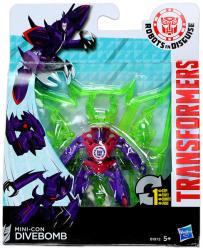 Hasbro Transformers - Mini-Con - Divebomb