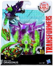 Hasbro Transformers - Mini-Con - Dragonus