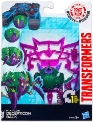 Hasbro Transformers - Mini-Con - Decepticon Back (B4655)
