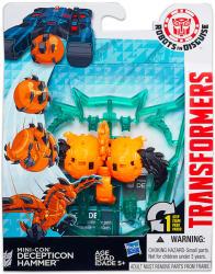 Hasbro Transformers - Mini-Con - Decepticon Hammer (B4656)