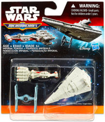 Hasbro Star Wars 7 Micromachines Birodalmi Üldözés (B3507)