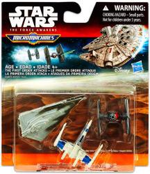 Hasbro Star Wars 7 Micromachines Elsőrendű Támadások (B3501)