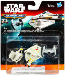 Hasbro Star Wars 7 Micromachines Inkvizitor Vadász (B3508)