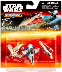 Hasbro Star Wars 7 Micromachines Klón Hadsereg (B3509)