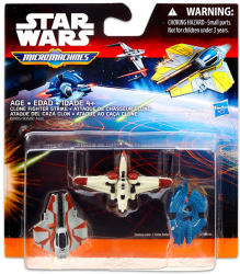 Hasbro Star Wars 7 Micromachines Klónok Háborúja (B4105)