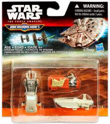 Hasbro Star Wars 7 Micromachines Sikló Hajsza (B3504)