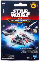 Hasbro Star Wars Micromachines Zsákbamacska 2 (B3682)