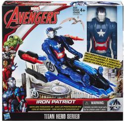 Hasbro Bosszúállók Ultron Kora Iron Patriot (B1491)