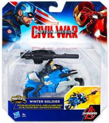 Hasbro Amerika Kapitány Polgárháború A Tél Katonája (B6769)