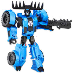 Hasbro Transformers - Robots in Disguise - Warrior Class - Thunderhoof (B5596)