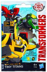 Hasbro Transformers - Robots in Disguise - Mini Robotok - Zsákbamacska (B0756)