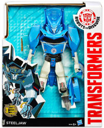 Hasbro Transformers - Robots in Disguise - Robotok Steeljaw (B0067)